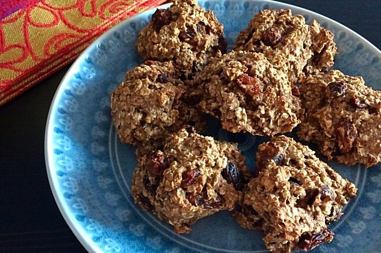 Oatmeal Raisin BreakfastBites